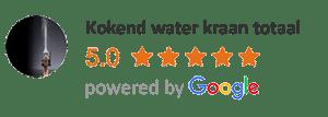 Nieuwe Kokend water kraan Google review