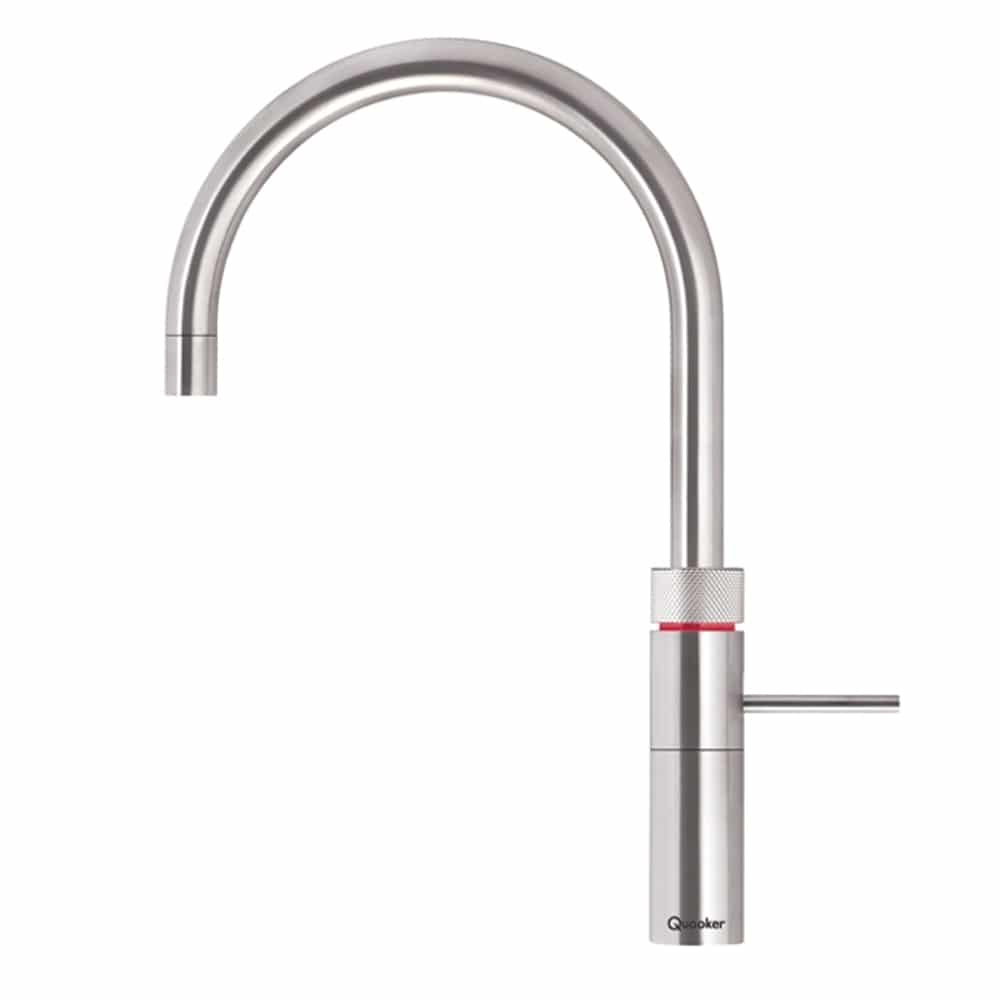 Quooker Fusion Round RVS kokend water kraan